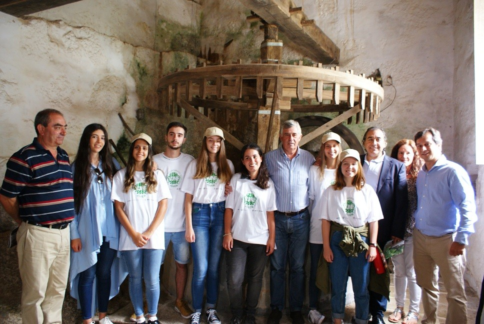 AMARES - Projecto de Voluntariado Jovem amarense entre os três melhores do distrito de Braga