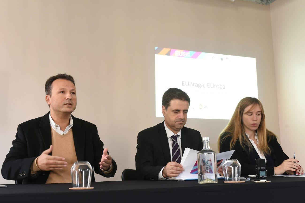 BRAGA –  Associações desenvolvem projectos de promoção da cidadania europeia