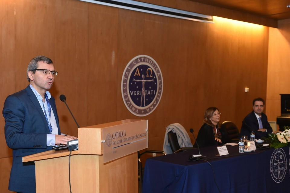 ENSINO - Universidade Católica promove Braga cosmopolita e aberta