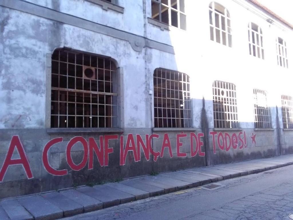 BRAGA - Conselho Nacional da Cultura quer classificação da fábrica Confiança