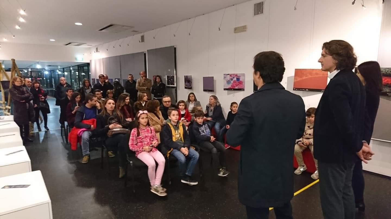 """CULTURA - Exposição """"Uma visão dinâmica ciência"""" em Amares até ao final do ano"""