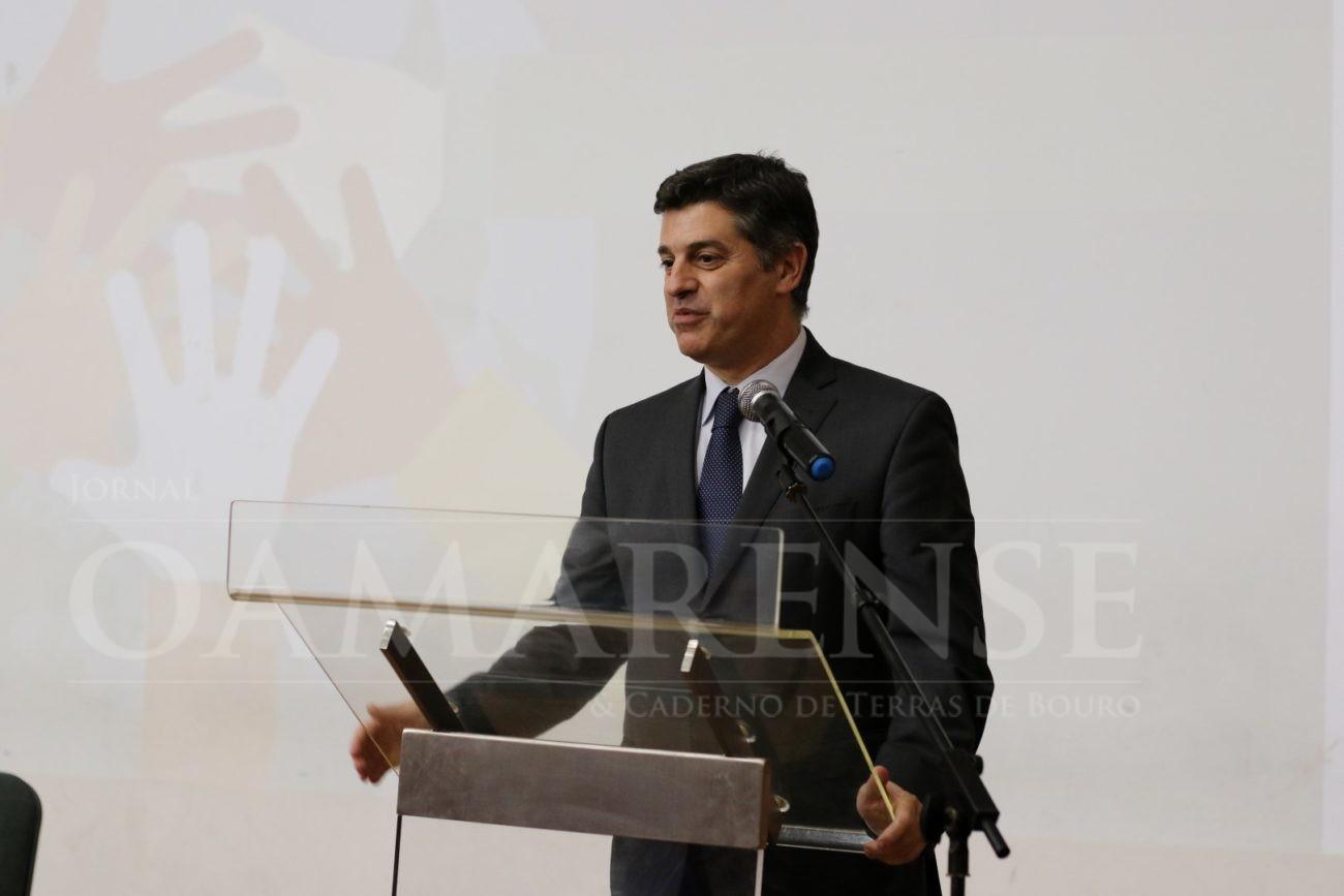 VILA VERDE - Caldeira Cabral apadrinhou sessão comemorativa dos 70 anos da Declaração Universal dos Direitos Humanos na EPATV