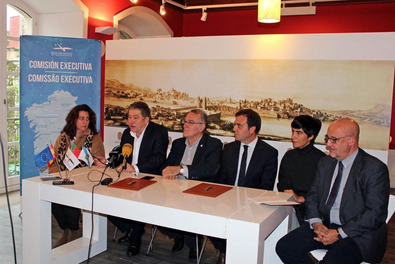 BRAGA - Eixo Atlântico com orçamento de 4,3 milhões de euros para 2019