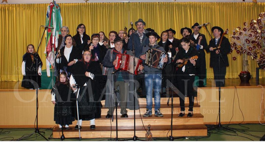 Santuário do Alívio - Rancho Folclórico de Bico soleniza Missa no dia 1 de Janeiro