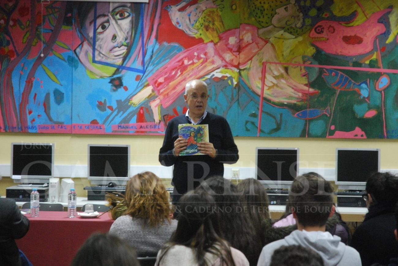 AMARES –  Agrupamento de Escolas lança colectânea com textos dos alunos