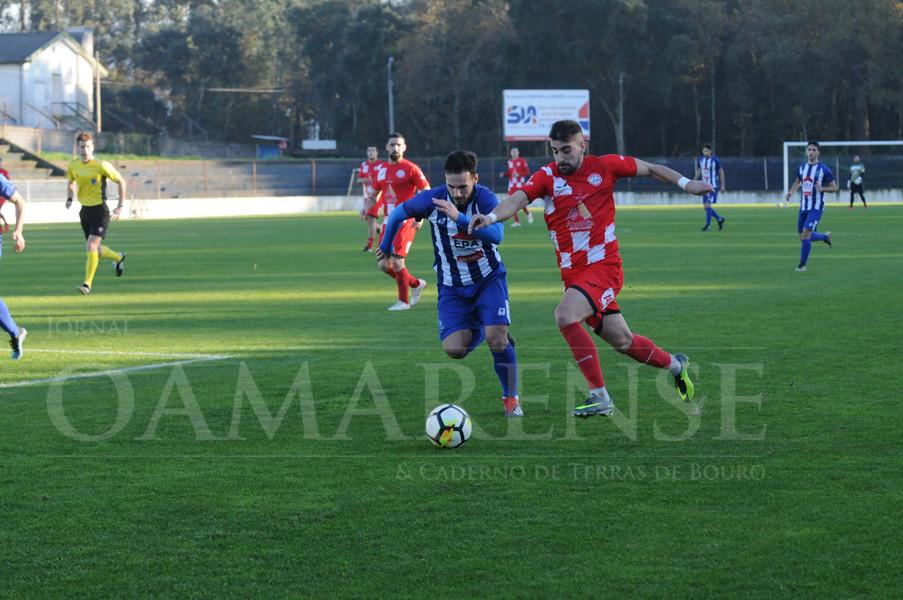 DESPORTO –  FC Amares cede empate caseiro