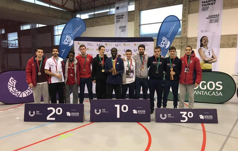 DESPORTO - AAUMinho arrecadou Prata e Bronze antes do Europeu Universitário de Basquetebol 3×3