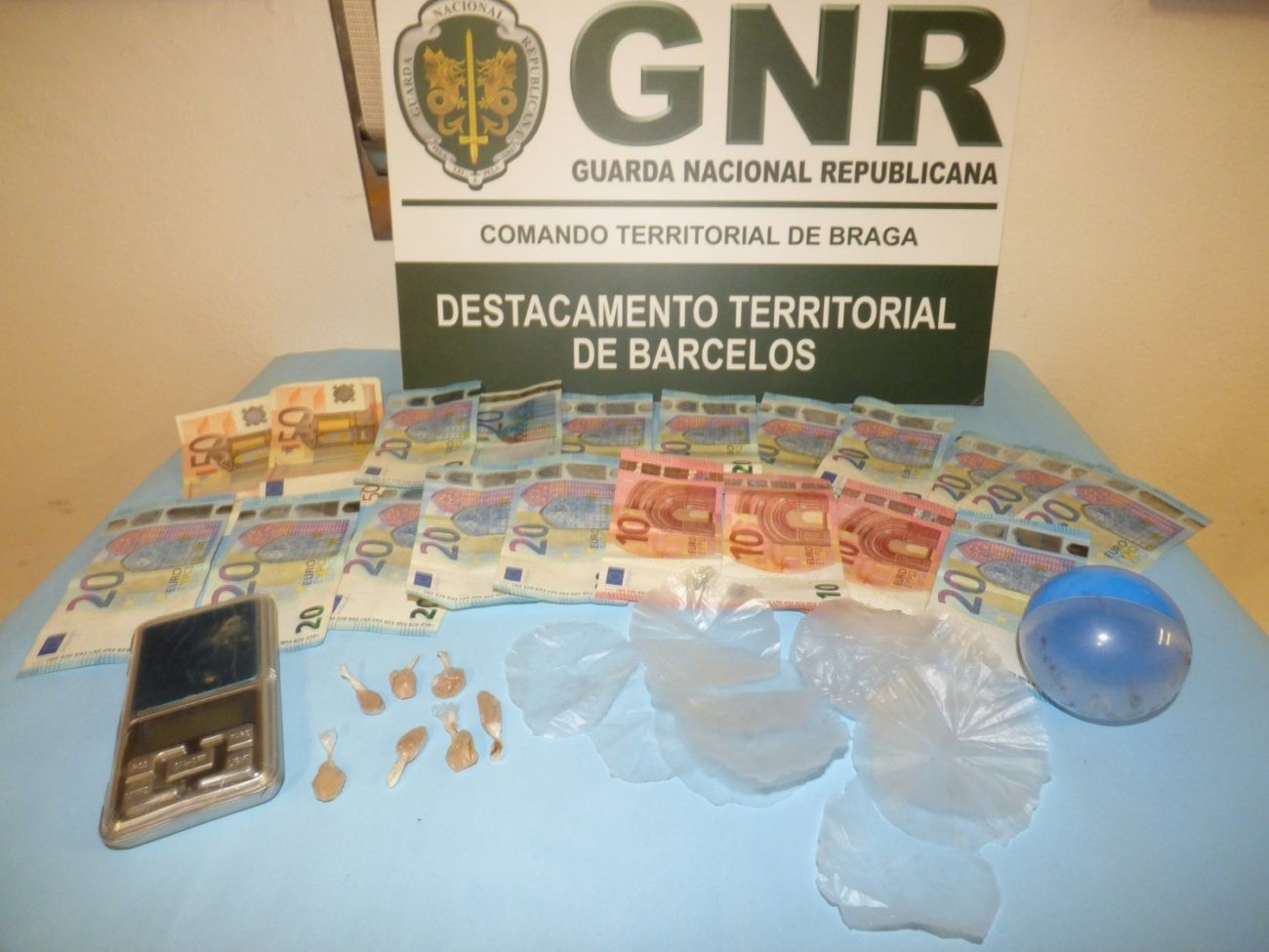 CRIME – Mulher detida por tráfico de droga