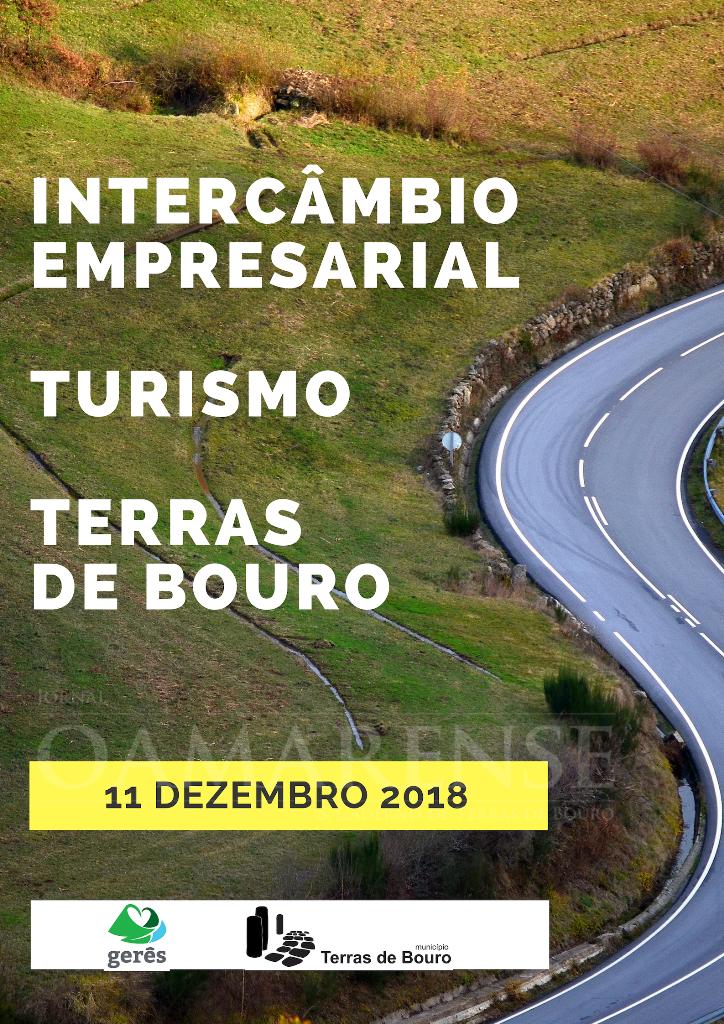 TERRAS DE BOURO (11 de Dezembro):Empresas participam em intercâmbio dedicado ao turismo