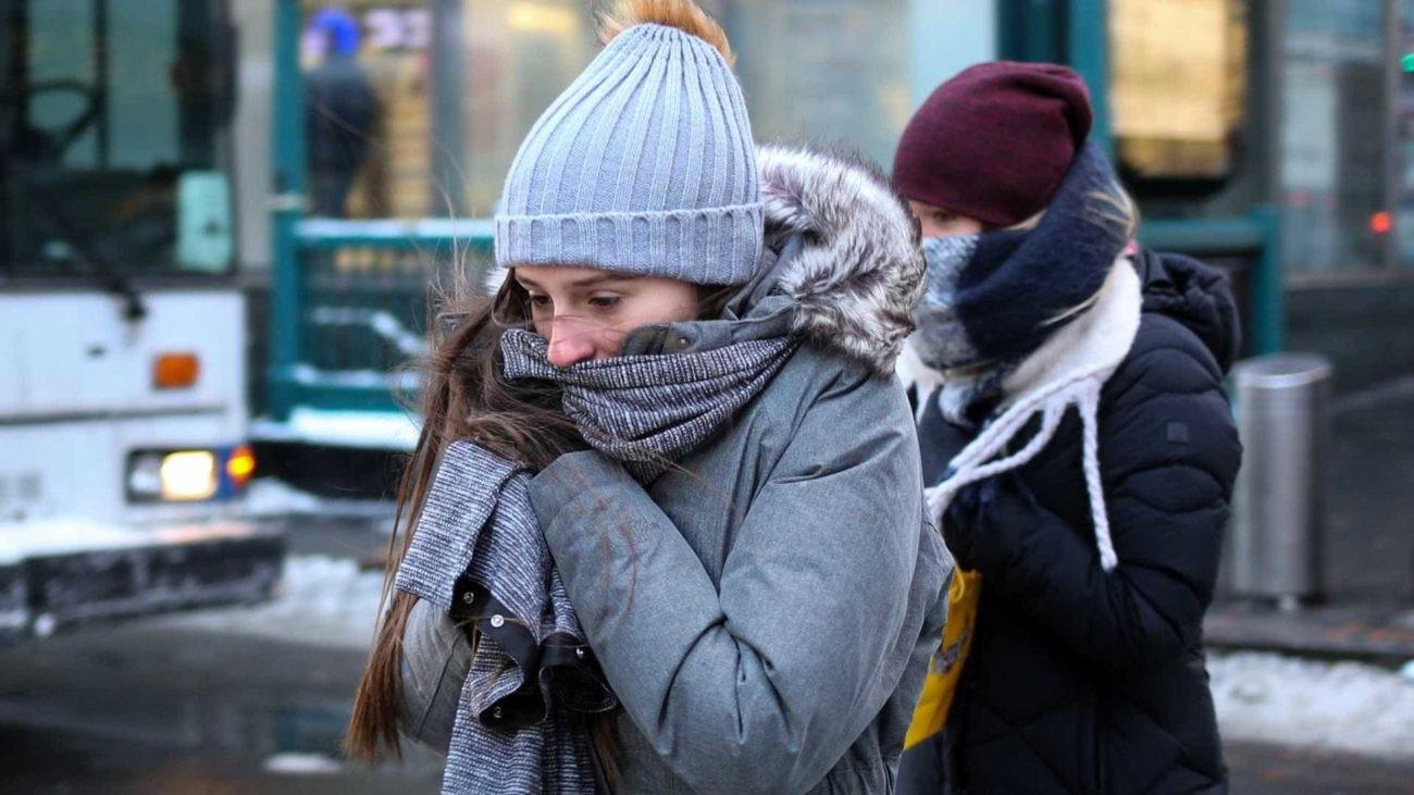 PAÍS –  Vem aí muito frio para a passagem de ano