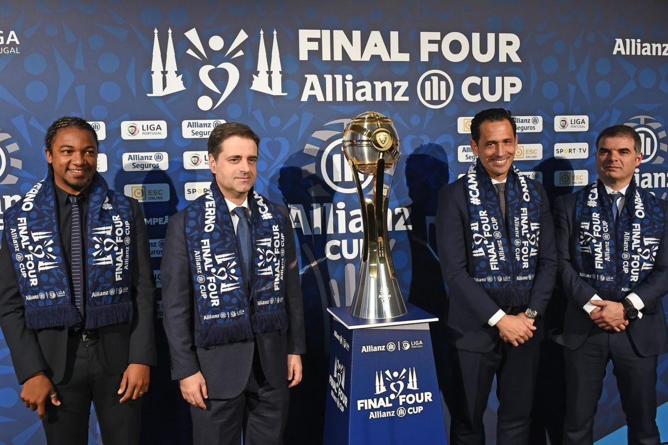 DESPORTO - Final Four da Taça da Liga joga-se em Braga dentro e fora das quatros linhas