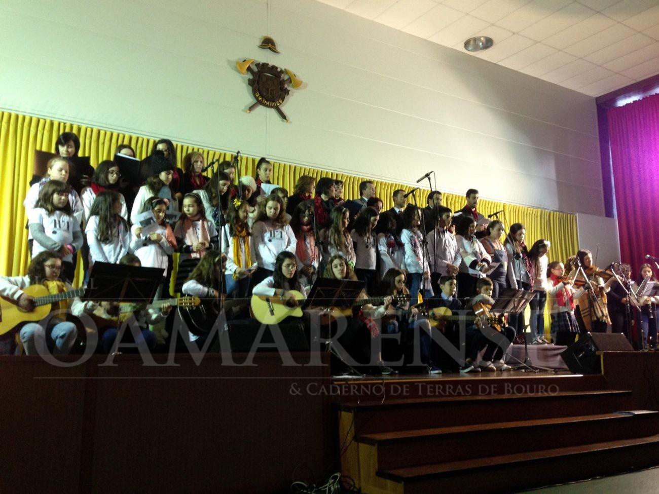 AMARES –  Grupos amarenses em Encontro de Cantares de Reis e ao Menino