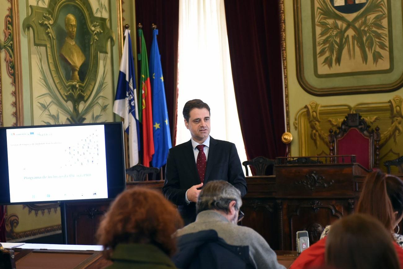 BRAGA - Braga integra projecto transfronteiriço para criação de emprego de qualidade
