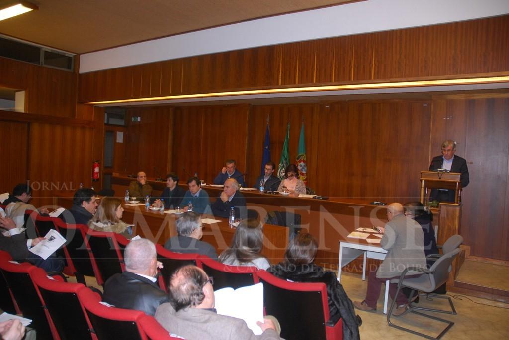 AMARES –  Assembleia Municipal confirma recusa em aceitar delegação de competências do Governo