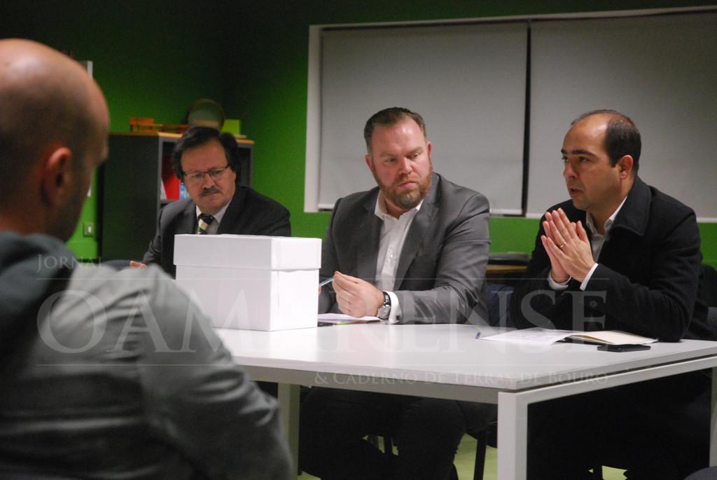 REGIÃO –  José Manuel Lopes é o novo presidente da Associação Empresarial do Vale do Homem