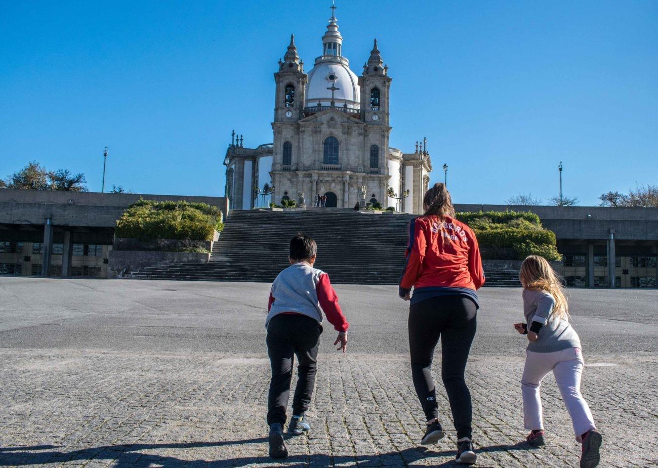 BRAGA –  Trail solidário em favor dos Bombeiros Voluntários em Maio