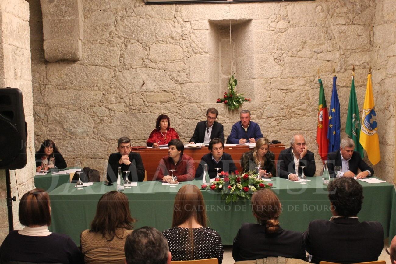 AMARES - Assembleia Municipal reúne esta sexta-feira em sessão extraordinária