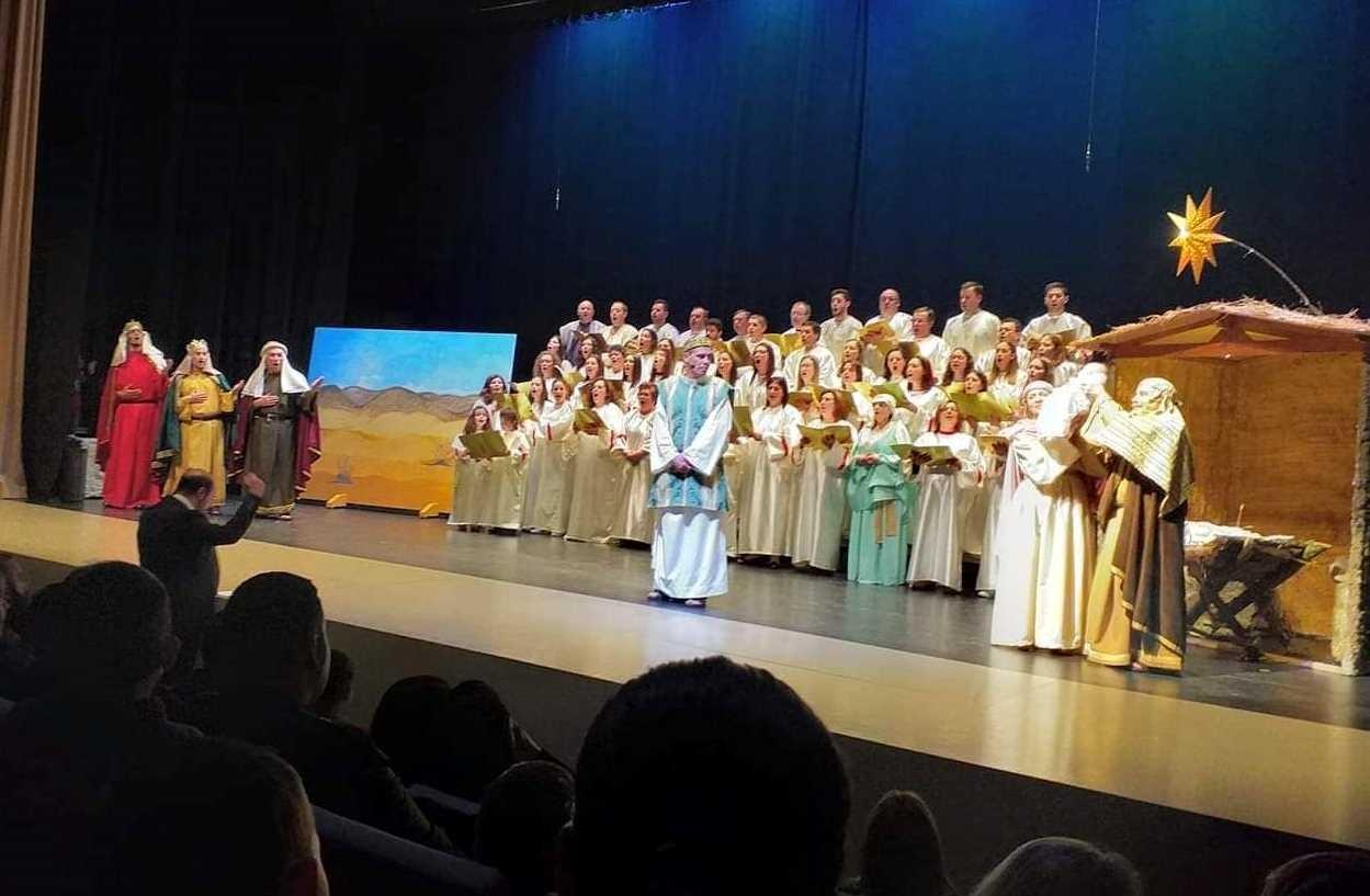 """RELIGIÃO –  Coros amarenses promovem """"2º Concerto Orante"""" de Natal"""