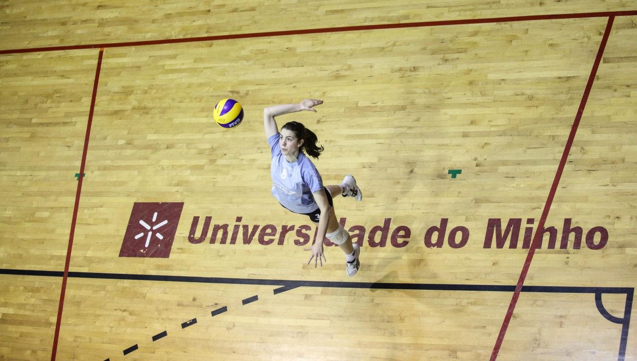 DESPORTO - AAUMinho candidata à organização do Campeonato Europeu Universitário de Voleibol 2021