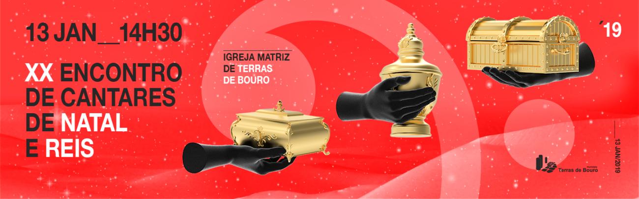 TERRAS DE BOURO – XX Encontro Concelhio de Cantares de Natal e Reis é já amanhã