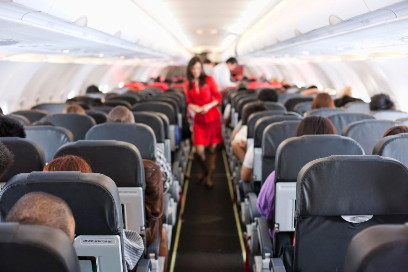AVIAÇÃO –  Inscrições abertas para curso inicial de tripulante de cabina