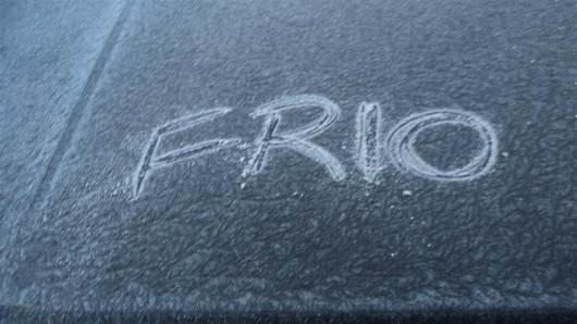 METEOROLOGIA - Muito frio até ao final da semana