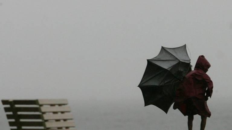 METEOROLOGIA - Depressão 'Helena' atinge Portugal sexta-feira