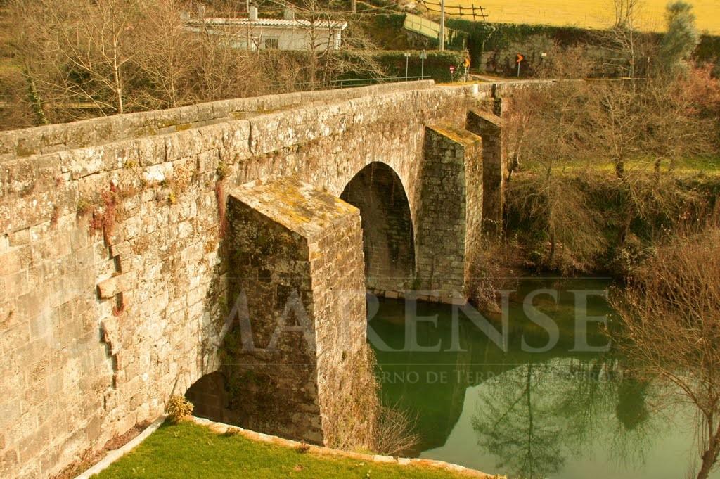 ALERTA (Trânsito): Ponte de Rodas (ligação Caldelas/Coucieiro) está, provisoriamente, encerrada ao trânsito