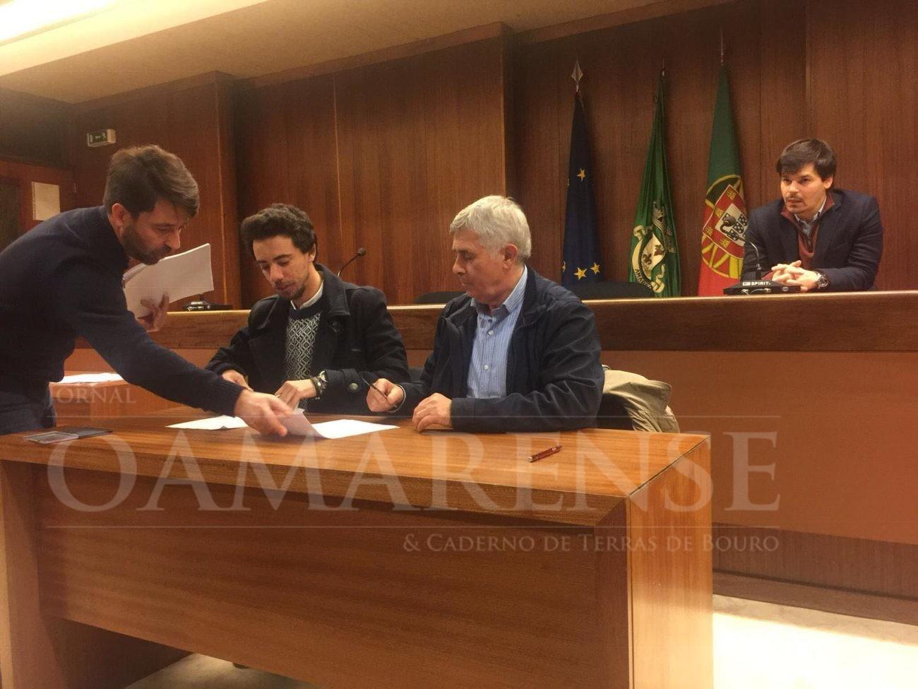 AMARES –  Câmara assinou mais de 60 protocolos com associações