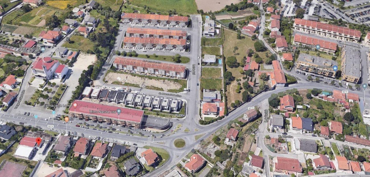 BRAGA - Ampliação da Bosch obriga Câmara a intervir em rua de Lomar