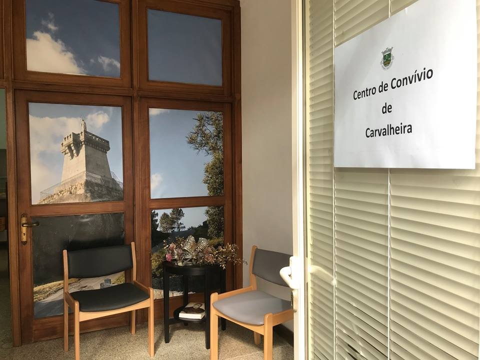 TERRAS DE BOURO –  Carvalheira cria Centro de Convívio para os seniores