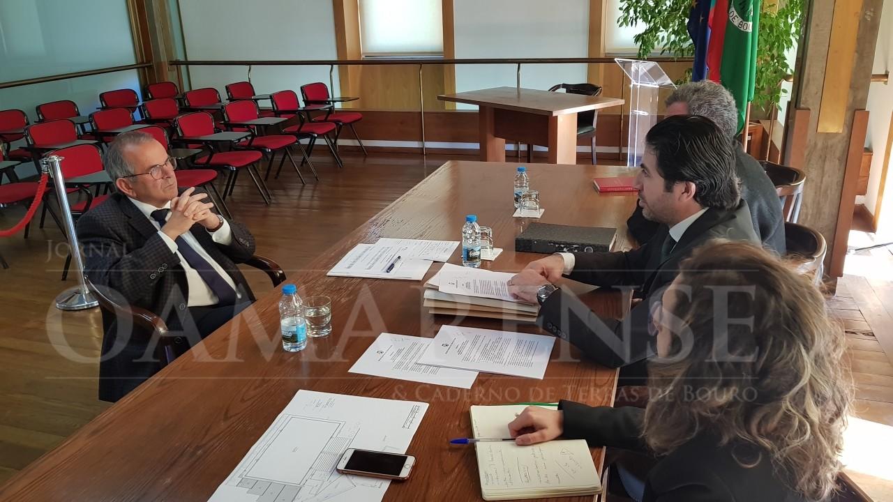 TERRAS DE BOURO - Secretário de Estado das Autarquias Locais de visita para discutir «descentralização de competências e problemáticas do território»