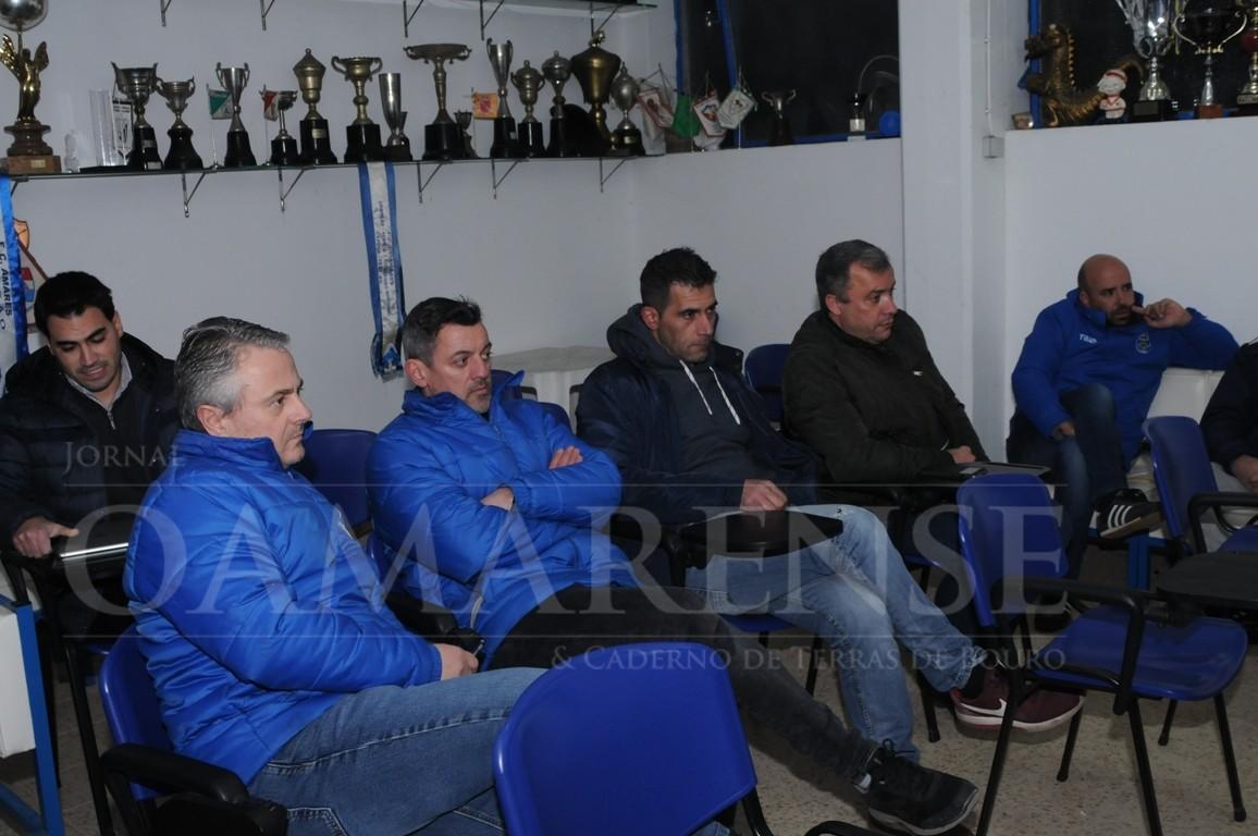 FUTEBOL –  FC Amares com contas aprovadas