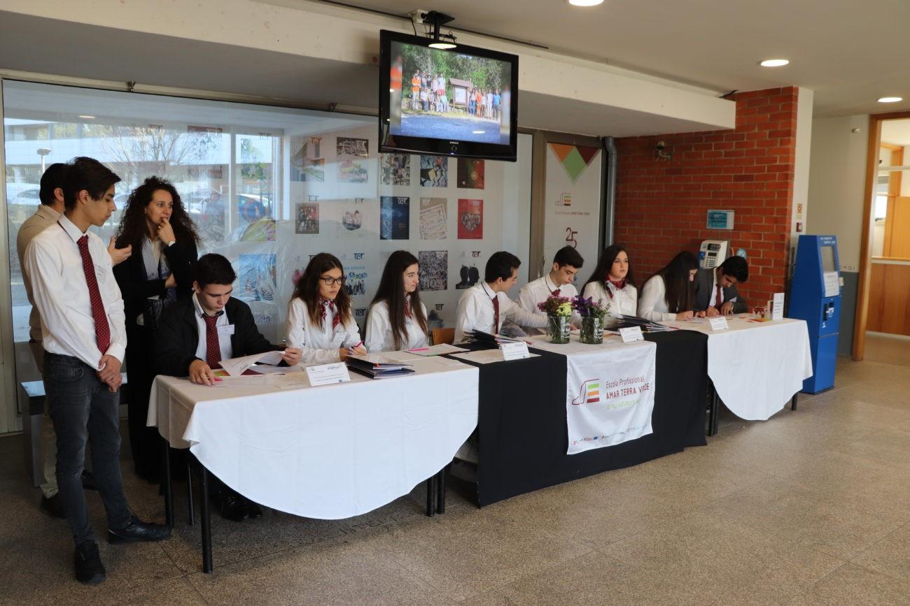 EDUCAÇÃO - 200 Organizações presentes na EPATV no âmbito do Programa Erasmus+