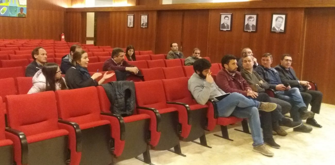 AMARES - Autarcas reuniram para discutir Prevenção dos Fogos Florestais