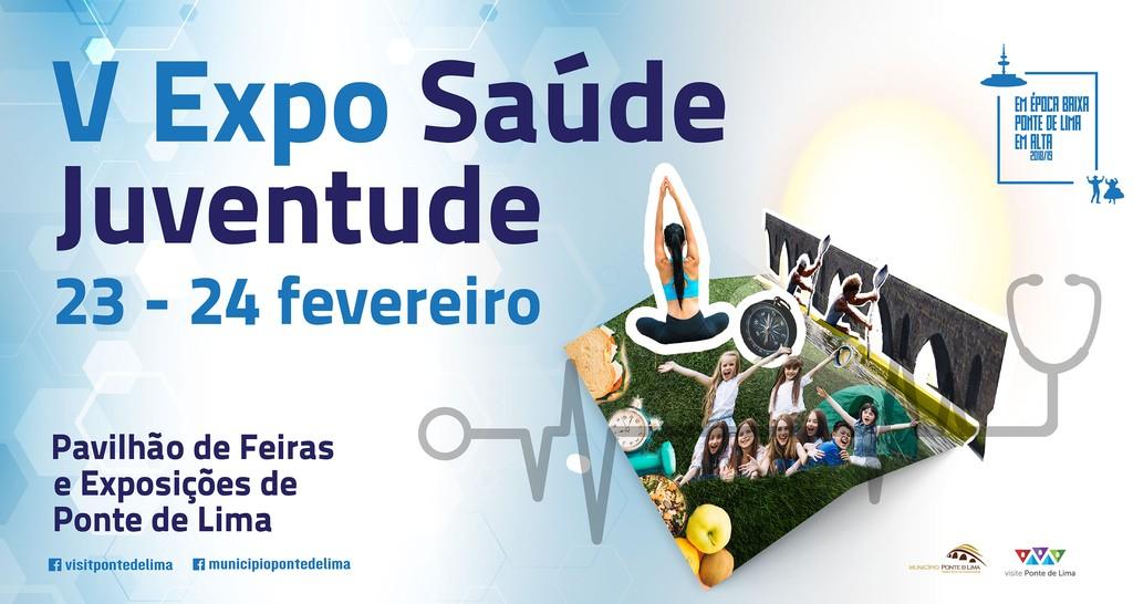 REGIÃO – 5ª Edição da Expo Saúde/Juventude este fim-de-semana em Ponte de Lima
