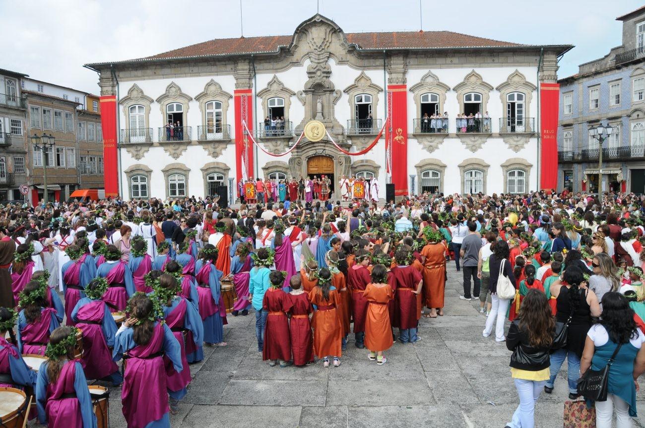 CULTURA - 16ª edição da Braga Romana de 22 a 26 de Maio
