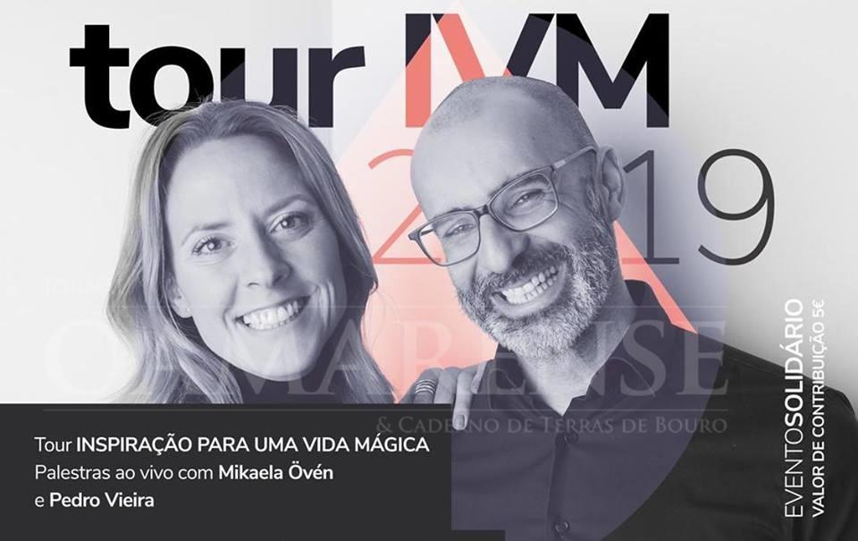 BRAGA - Altice Forum de Braga recebe este domingo o evento solidário 'Inspiração Para Uma Vida Mágica'.