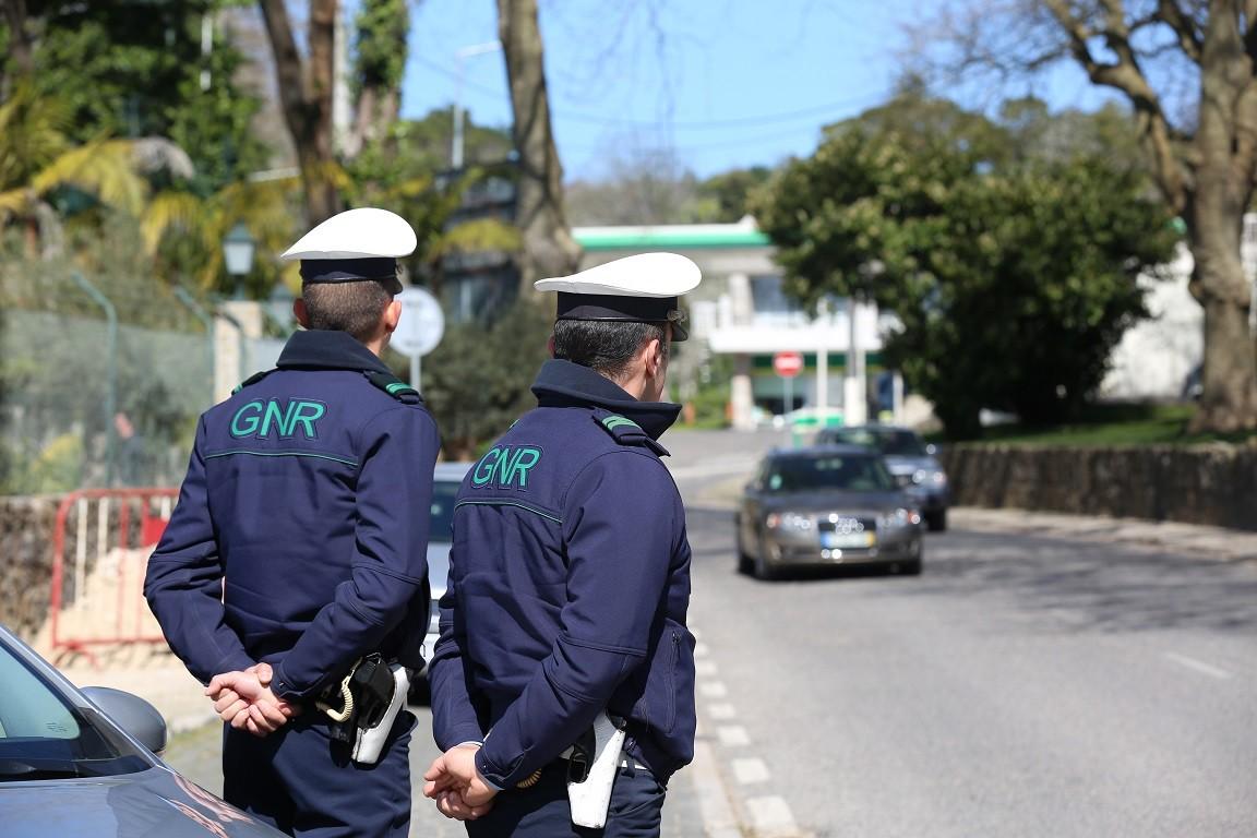 GNR - 47 pessoas detidas ao longo da semana em todo o distrito
