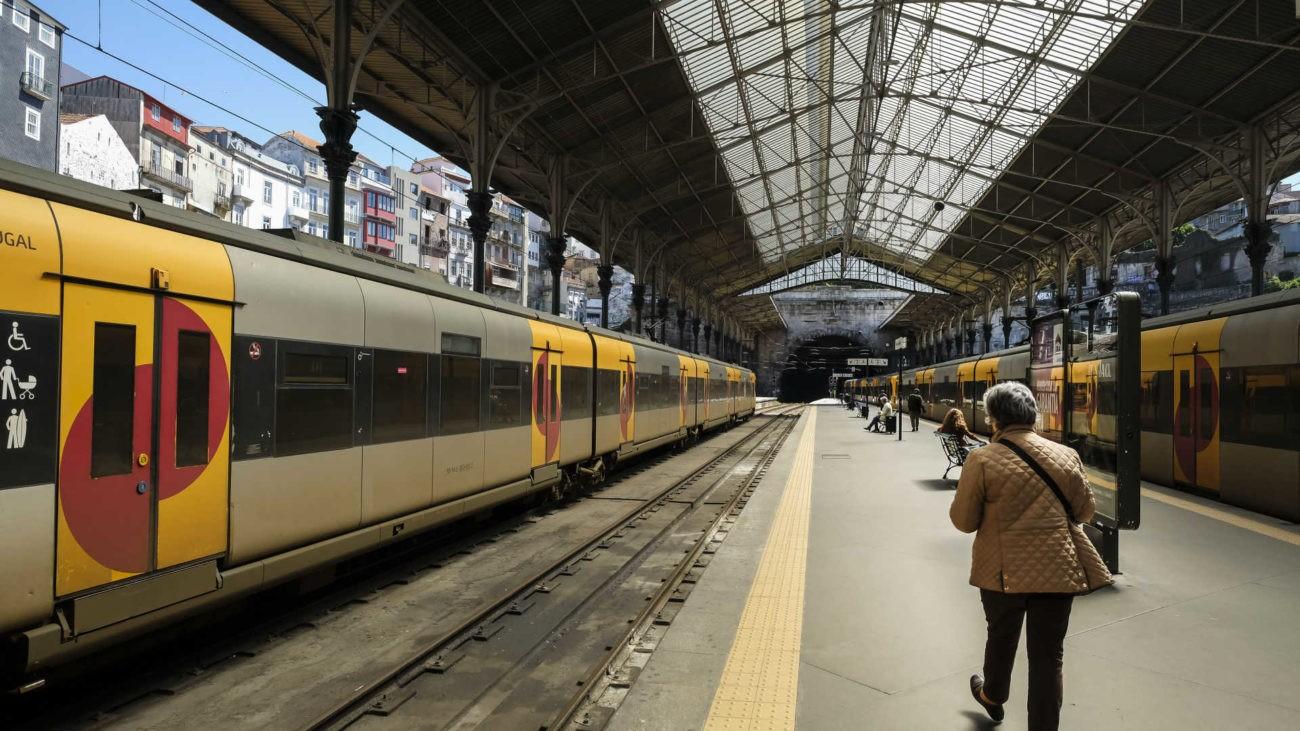 PAÍS –  CP transportou 126 milhões de passageiros no ano passado