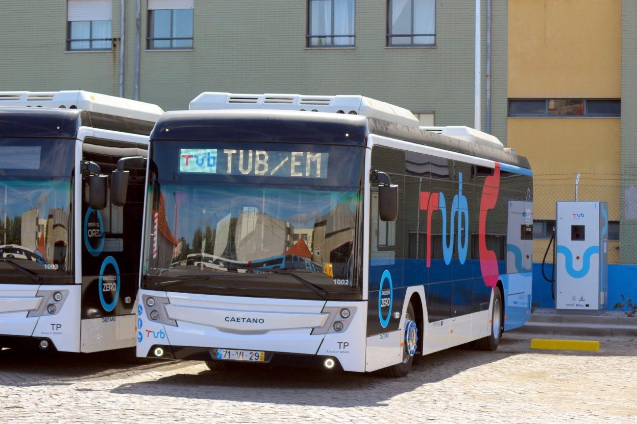 BRAGA –  TUB avançam para aquisição de 32 novos autocarros