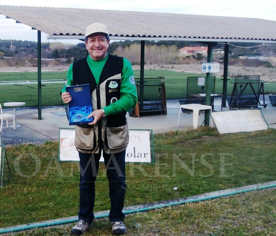 TERRAS DE BOURO - Veteranos trazem medalha de ouro da 1ª Prova do Circuito Interclubes de Tiro aos Pratos