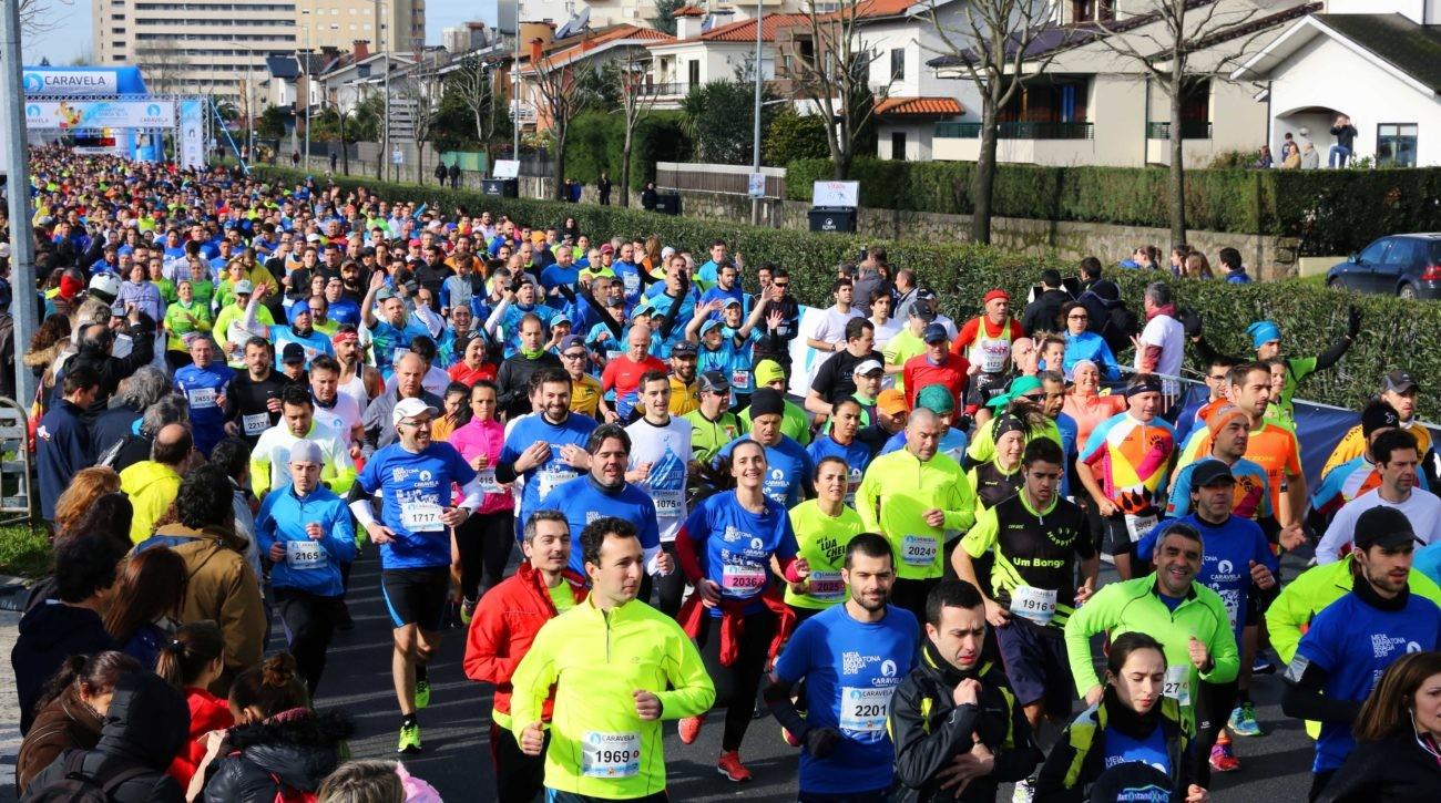 DESPORTO E LAZER - Meia Maratona de Braga condiciona trânsito este domingo