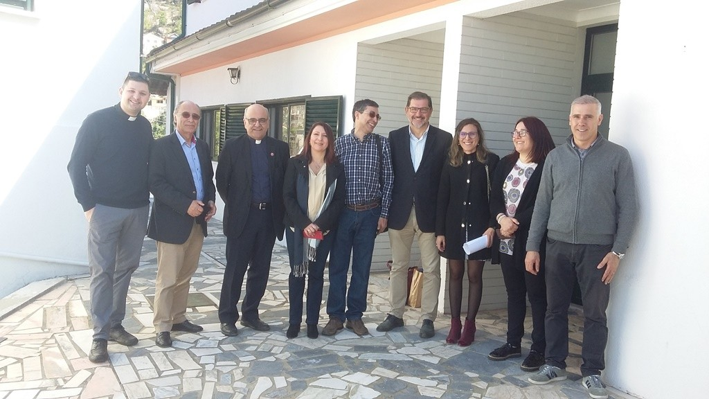 TERRAS DE BOURO –  Presidente da Igreja Metodista de Itália esteve em Valdosende