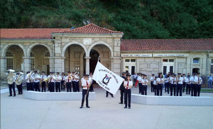 TERRAS DE BOURO –  Banda de Carvalheira assinala Dia da Banda