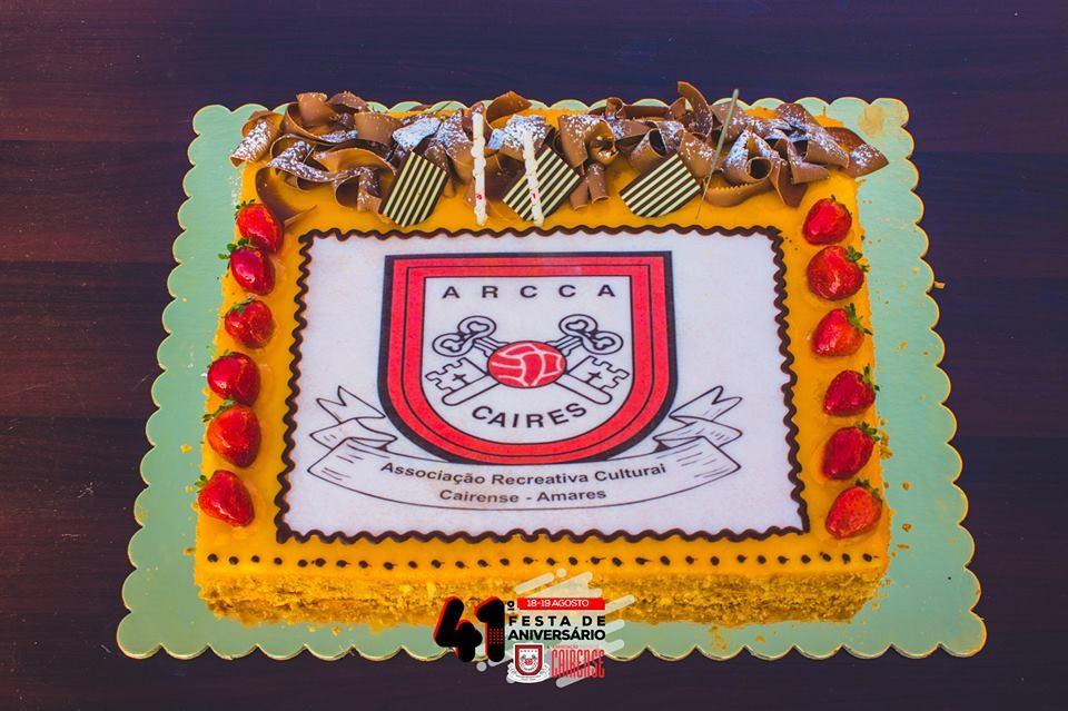 AMARES –  ARC Cairense comemora 42º aniversário este fim-de-semana