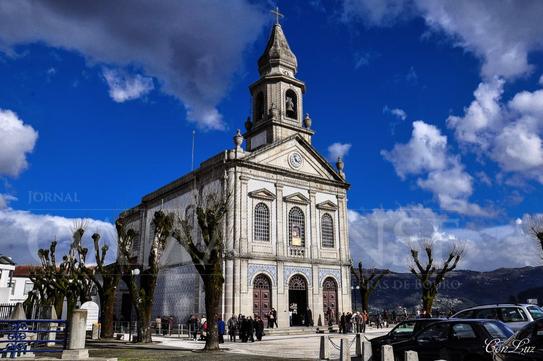 TERRAS DE BOURO - Domingos da Quaresma em S. Bento da Porta Aberta com oração da Via Sacra