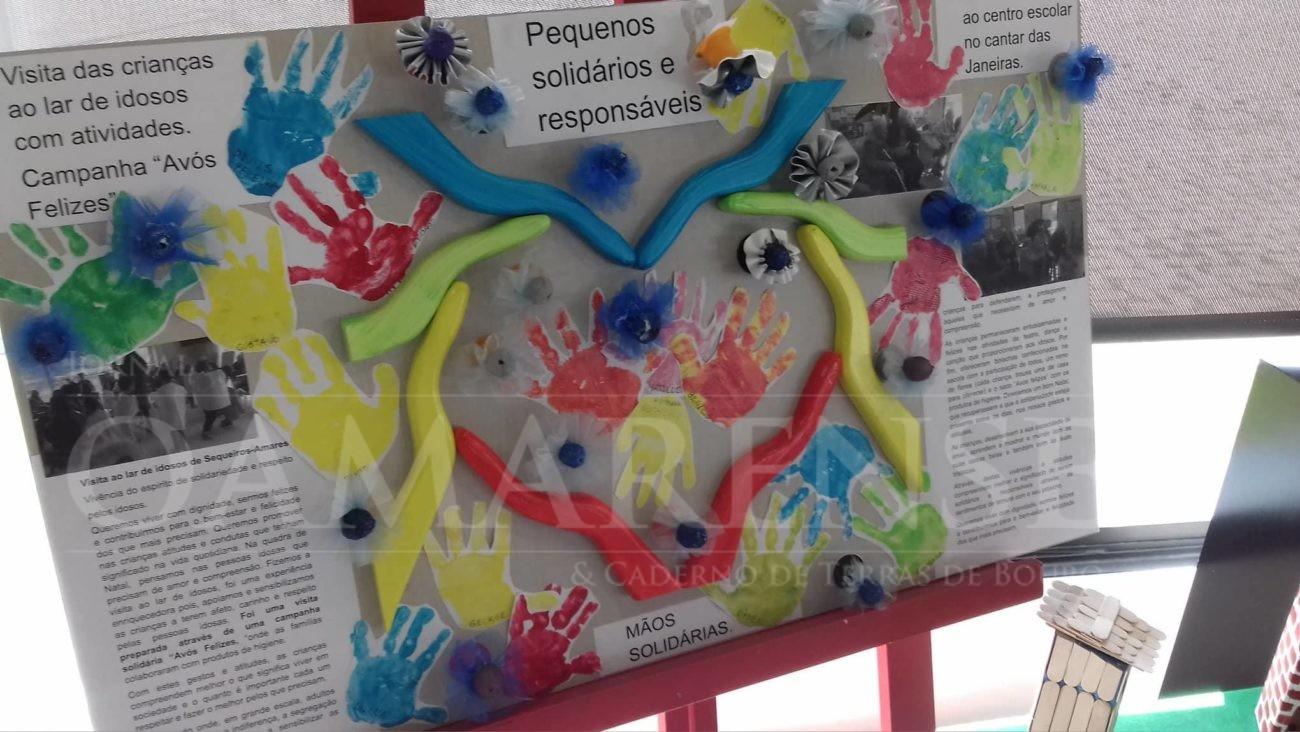 EDUCAÇÃO - Crianças do pré-escolar participam em iniciativa sobre cidadania