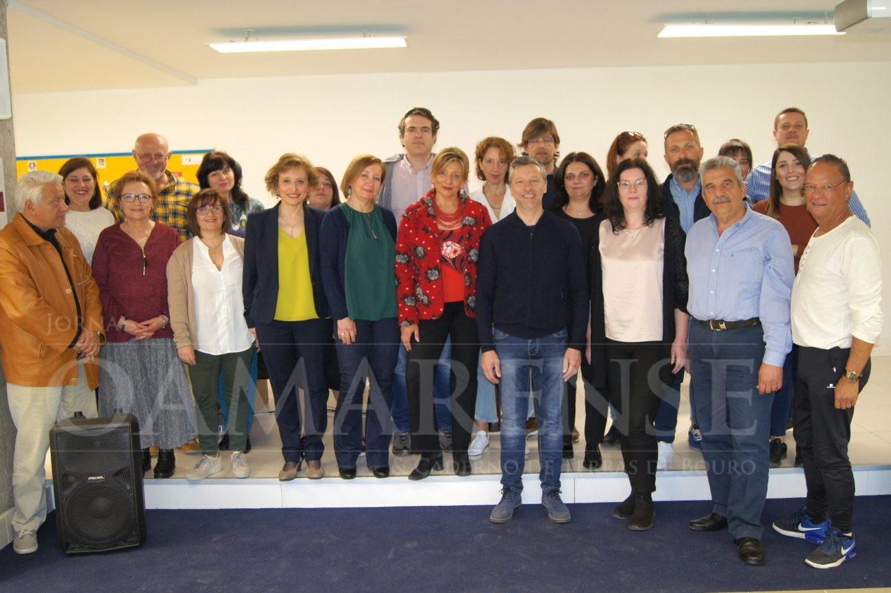 ERASMUS - EPATV apurou práticas de acolhimento a migrantes e refugiados em Itália