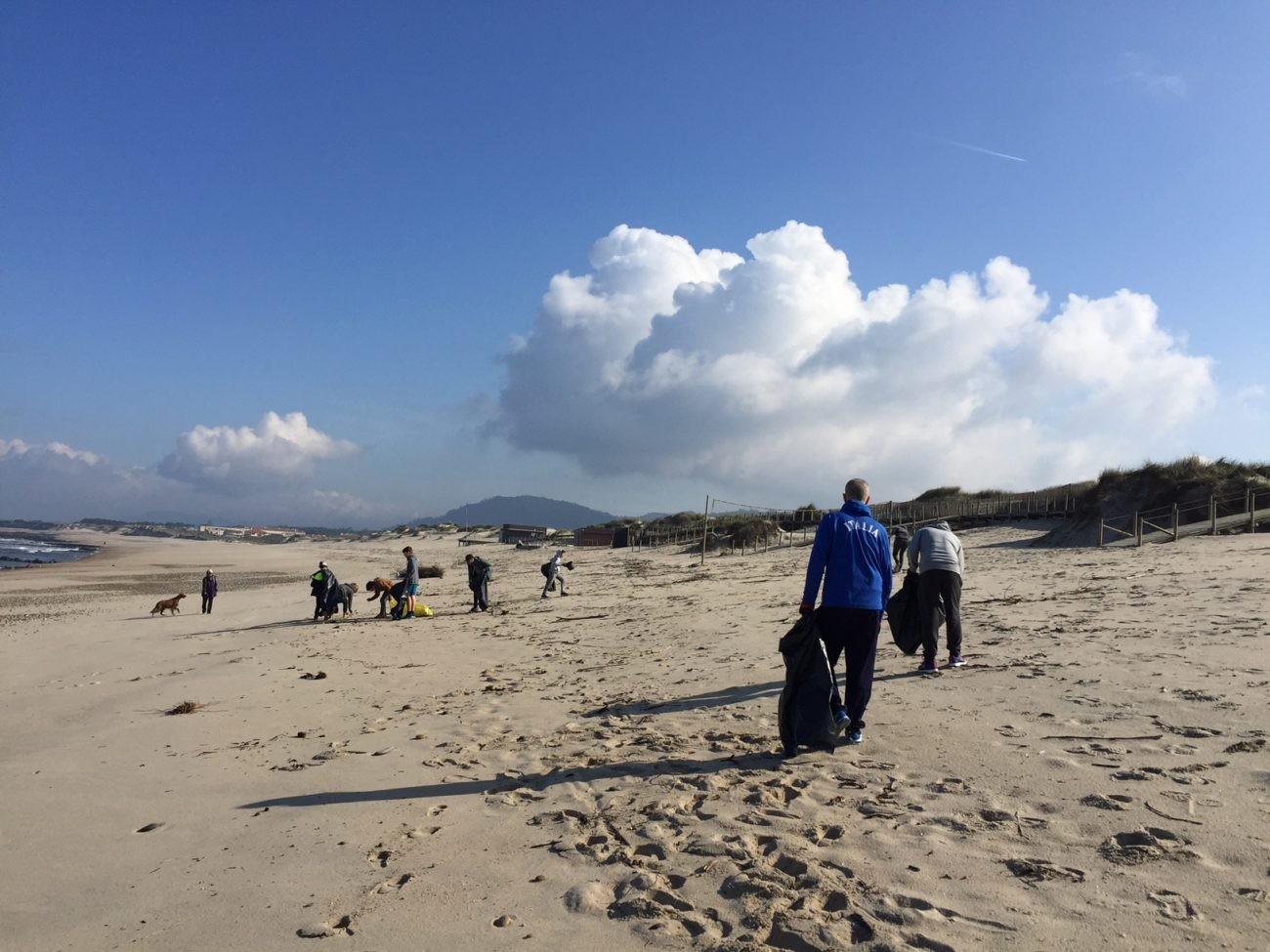 AMBIENTE - Voluntários vão limpar praias e zonas ribeirinhas do concelho de Esposende
